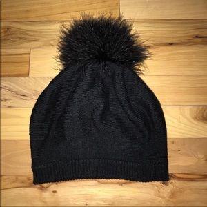 Kate Spade Pom-Pom hat